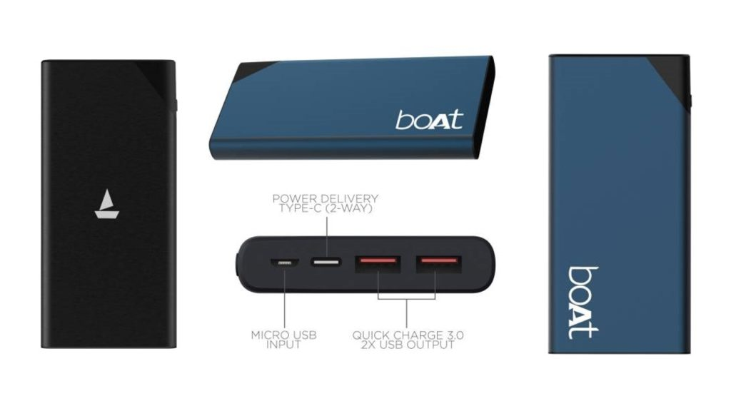 Best Power Bank under 1000 In India, 18W Fast Charge, USB Type C – April 2020.