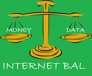 Check the Docomo 2G/3 G or Data Pack balance of the Internet