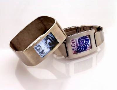 Digital Jewelry-Usable Electronic Device