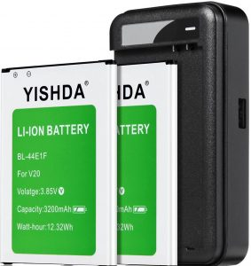 Best Battery Replacement for LG v20: High Quality Batteries for You